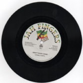 Crimestoppa - Don't Touch Crack / version (Jah Fingers) UK 7""